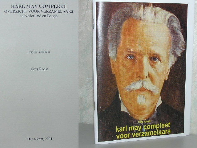Frits Roest - Karl May Compleet. - Frits-Roest-Karl-May-compleet